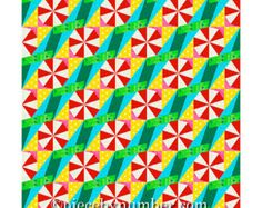 Gaggle of Geese quilt block paper pieced by PieceByNumberQuilts