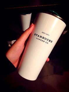 Starbucks Tumbler.   So far this is the best design.