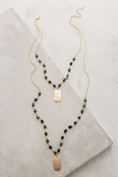 gorgeous layered necklace
