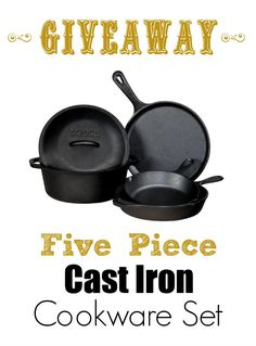 Lodge Cast Iron Set, Includes Cast Iron Skillet, Griddle , Dutch Oven and a Lid That Will Fit the Skillet and Dutch Oven. Great Deal on Lodge Cast Iron Cookware Lodge. Cast Iron Set, Lodge Cast Iron, Cast Iron Skillet, Cast Iron Cooking, It Cast, Skillet Pan, Skillet Cooking, Large Skillet, Cooking Bacon