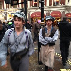 Les Misérables theatre evacuated after electrical fault - http://bit.ly/1IaeyjI