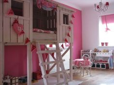 i love this girly room