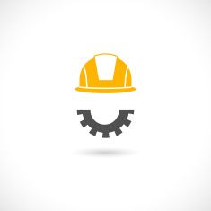 Choose from 60 top Engineering Icons stock illustrations from iStock. Find high-quality royalty-free vector images that you won't find anywhere else. Free Vector Graphics, Vector Art, Civil Engineering Logo, Ing Civil, Graphic Design Art, Logo Design, Engineers Day, Lego Wall, Architecture Logo