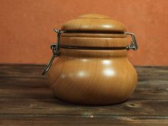 boite en bois Pots, Parfait, Jar, Stuffed Peppers, Kitchen, Home Decor, Tableware, Decorative Items, Handstand