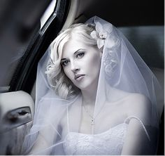 The Brides Who Have Short Hairs Can Search The Best Wedding Hairstyles From Here | Trendy Mods.Com