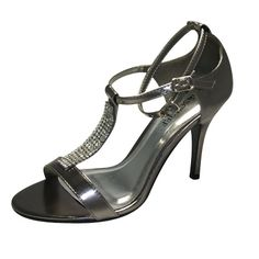 pewter bridesmaid shoes | Pewter Wedding Shoes on Ellen Pewter Ladies Shoes