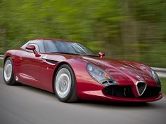 Alfa Romeo TZ3 Stradale (2012)