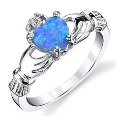 Deux Tons poire cz .925 Sterling Silver Ring Taille 5-10