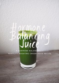 Hormone Balancing Green Juice — Fertile Alchemy - Hormone Balancing Green Juice – A green juice recipe to balance your hormones and boost your fert - Juice Cleanse Recipes, Green Juice Recipes, Healthy Juice Recipes, Healthy Juices, Detox Recipes, Juicer Recipes, Salad Recipes, Detox Meals, Jelly Recipes