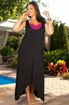 Want to feel a little glamorous while lounging poolside. Well then this is the plus size cover up maxi dress for you! Always For Me Cover Plus Size Cover Up Style is the perfect cover up to we Plus Size Cover Up, Flattering Swimsuits, Scarf Sale, Plus Size Maxi Dresses, Plus Size Swimwear, Swimsuit Cover, Dress For You, Plus Size Women, Beachwear