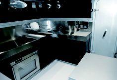 Marine Interior Design #kitchen #marine #interiordesign #design #boat