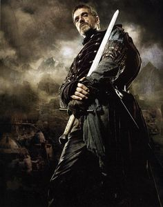 I didn't necessarily like the movie for the books, but Brom was my favorite character