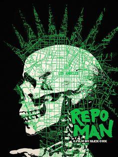 Jay Shaw, Repo Man