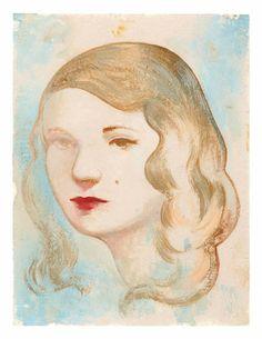 Tanagra, a signed art print by Gérard Dubois