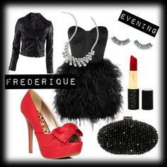 Frederique pump #shoes bow details