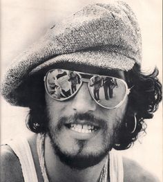 #TheBoss #BruceSpringsteen #70s #music #NewJersey