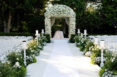 We asked celebrity party planner Mindy Weiss to share her top five secrets for a beautiful (and affordable!) summer wedding.