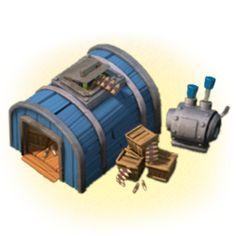 Armory - Level 2