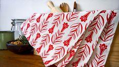 Textiles copihue
