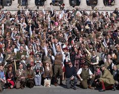 London Tweed Run 2015