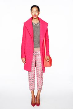 J.Crew Fall 2012 Ready-to-Wear Collection Slideshow on Style.com