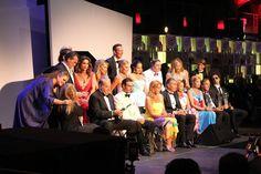 """Fundacion """"Lagrimas Y Favores"""" en la Gala  Starlite 2014en Marbella con Antonio Banderas"""