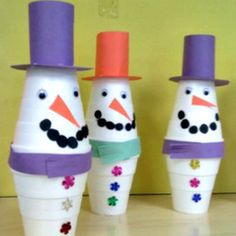 25 Disposable Cup Crafts For Kids – Play Ideas