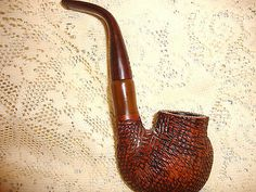 VINTAGE CAREY MAGIC INCH WOOD TOBACCO SMOKING PIPE MADE IN FRANCE