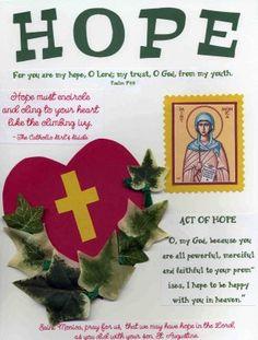 Hope 1st week of advent
