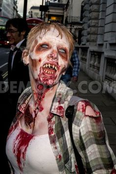 World Zombie Day 2012 in London