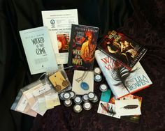 Enter to win a prize valued at over $180! It includes 13 Mineral eyeshadows, 5 books, a necklace, earrings, and more!