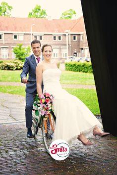 www.sannesmitsfotografie.nl Huwelijk Roel & Yvonne op 8 mei 2014