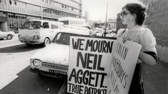 We mourn Neil Aggett