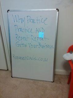 Why #practice   www.rooseveltdavis.com
