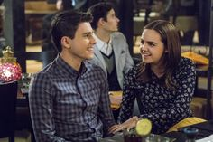 Nick and Grace enjoy dinner with his visiting aunt, Joanne. What did she say to Cassie? Make a date with an all new episode of Good Witch on Sundays 9/8c on Hallmark Channel!