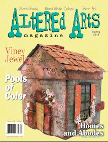 Altered Arts Magazine: Homes and Abodes