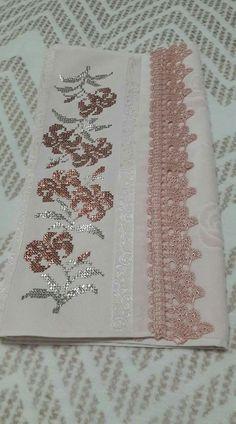 Havlu üzerine tel kırma çalışmam.. #telkirma #elişi #Havlu #bohça #mevlutortusu #pinterest #SIPARISALINIR