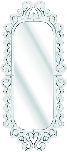 1adce961fde Full Length Decorative Venetian Mirror 150x69cm