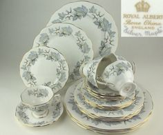 Royal Albert Silver Maple