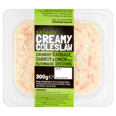 Coleslaw, pasta and potato salads from Troy Foods Limited in Leeds