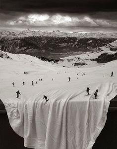 Surreal Photo Manipulations by Thomas Barbéy | via Bored Panda