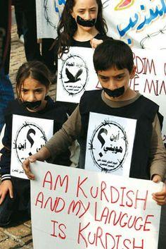 Kurdish resistance to the attempts to erase their identity.