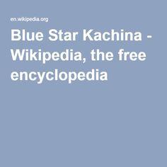 Blue Star Kachina - Wikipedia, the free encyclopedia
