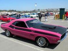 pink Challenger- old school