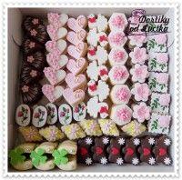 Svatební cukroví :: Dortíky od Lucíka Snack Recipes, Cooking Recipes, Snacks, Oreo Cupcakes, Snack Box, Ham, Biscuits, Food And Drink, Wedding Day