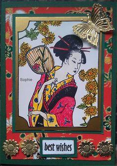 Asien - von Sophie