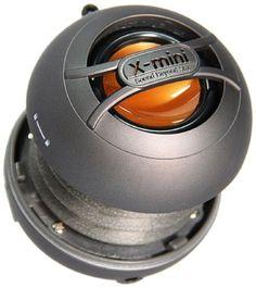 X-Mini UNO XAM14-GM Portable Capsule Speaker, Mono, Gun Metal X-mini http://www.amazon.com/dp/B00A0JUO48/ref=cm_sw_r_pi_dp_Cp38vb0THAR1W