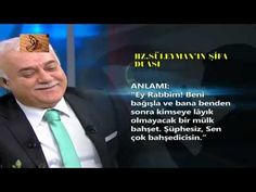 HZ SÜLEYMANIN ŞİFA DUASI - Bayanlar-kahvesi.com