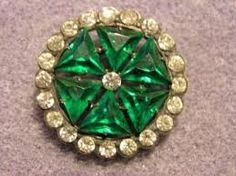 Image result for antique buttons diamond