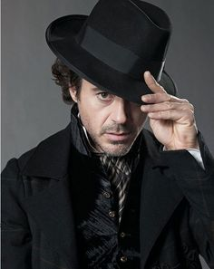 "RDJ's ""Sherlock"""